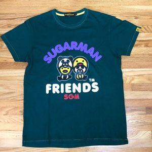Sugarman Friends T-Shirt sz XL
